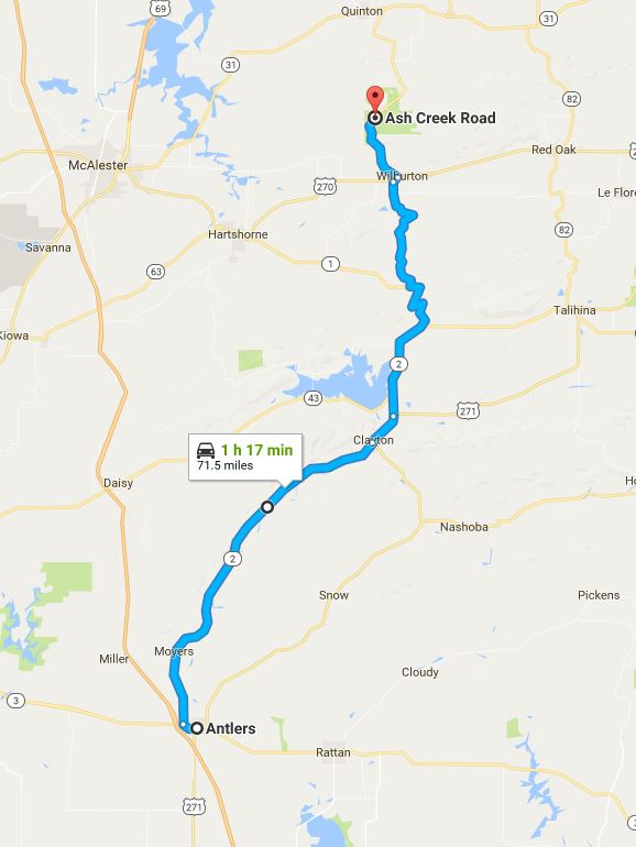Talihina Oklahoma Map.Riding Maps Routes